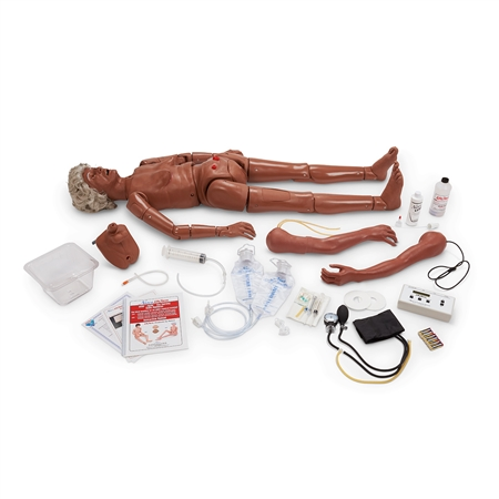 Advanced GERi Manikin, Medium Skin Tone