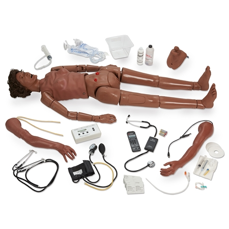 Advanced KERi Auscultation Manikin, Medium Skin Tone