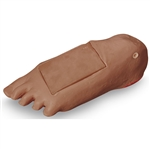 GERi/KERi Optional Edema Foot, Medium Skin Tone