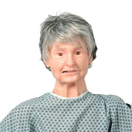 "Advanced TERiâ""¢ Geriatric Patient Care Simulator"