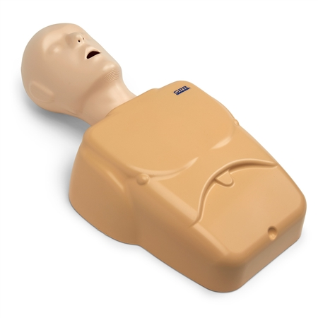 CPR Prompt® Training and Practice TMAN 1 Adult/Child Single, Tan - LF06003U