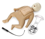 Nasco Life/form CPR Prompt Infant Training and Practice Manikin - TAN