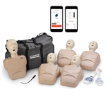 CPR Prompt® Plus w/ Heartisense® 5-Pack Tan - LF06102A