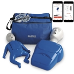 CPR Prompt® Plus Adult/Child and Infant Training Pack with Heartisense®