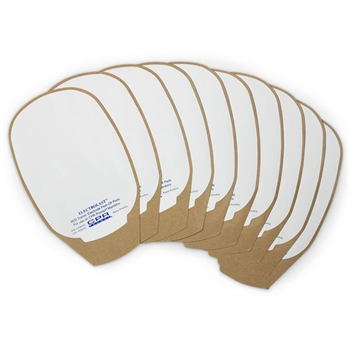 ElectroLast AED Traier Foam Electrode Peel-Off Pads - Medtronic Physio-Control Style