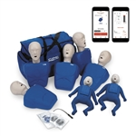 CPR Prompt® Plus Complete TPAK700 with Heartisense® 7-Pack Blue - LF06700A