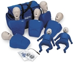 Nasco Life/form CPR Prompt , 7 Pack - BLUE