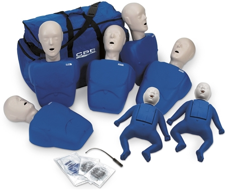 CPR Prompt® TPAK 700, 7-Pack, Blue - LF06700U