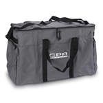 Large Gray Carry Bag