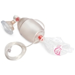 Bag Valve Mask with Support Strap