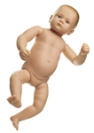 SOMSO Doll for Baby Care - 6-week-old - White - MS43