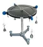 Precision Aluminum Force Table - 40cm diameter