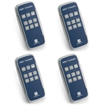 4 Remotes for Prestan Professional AED Trainer