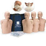 prestan adult jaw thrust cpr training 4 pack