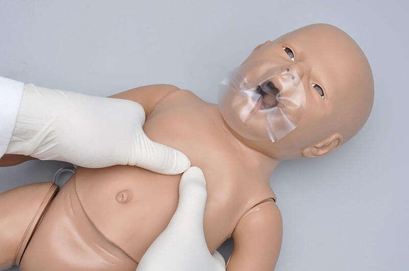52cc78409a7 Susie and Simon Newborn CPR Manikin - Trauma Care Simulator