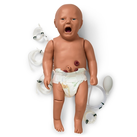 Newborn Multipurpose Patient Care Simulator - S107