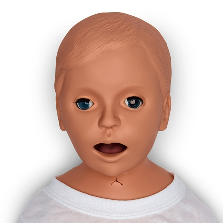 1-Year Mike® and Michelle® Pediatric Simulator - S110
