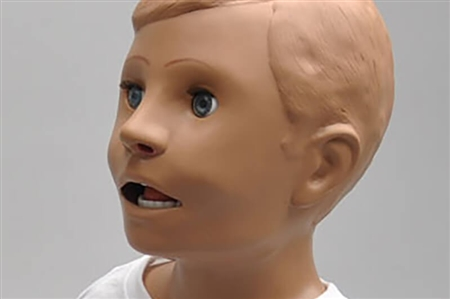 5-Year Multipurpose Pediatric Patient and Emergency Care Simulator - S157