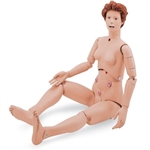 Patient Care Simulator with Ostomy | Patient Care Manikin with Ostomy | Susie Patient Care Simulator with Ostomy  | Susie Patient Care Simulator with Ostomy  S203