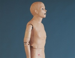 Patient Care Simulator  | Patient Care Manikin with Ostomy | Simon Patient Care Simulator With Ostomy
