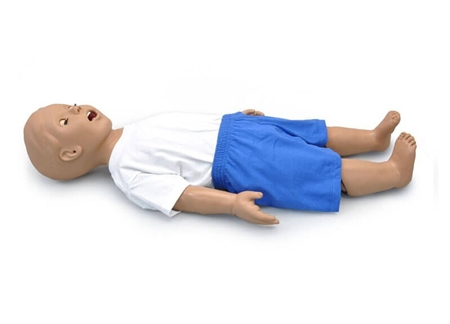 Pediatric Intubation Trainer | Pediatric Intubation Training Simulator | Pediatric Intubation Manikin | PEDI® Airway Trainer 1 Year | Buy Gaumard PEDI® Airway Trainer 1 Year S312 On Sale | Buy Pediatric Intubation Trainer On Sale