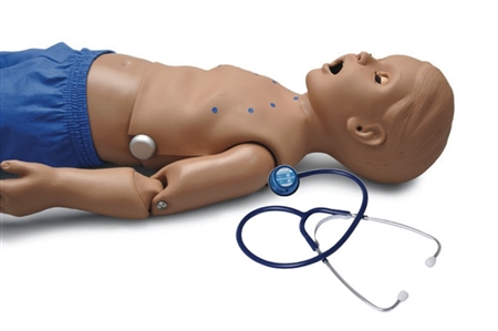 1-Year-Old PEDI® with Heart and Lung Sounds - S312.200