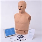 Heart and Lung Sounds Adult Torso - S315.200