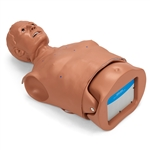 Adult Airway and CPR Trainer with Heart and Lung Sounds