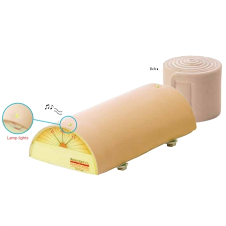 Acupuncture Training Pad with Indicator Light and Buzzer