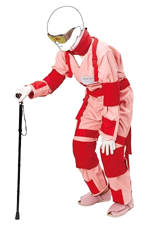 Physical Limitations Aged Simulation Suit - SKM176-6