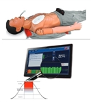 SmartMan ALS Airway CPR PRO LV With Low Volume Protocol - SMALV-AWLV201