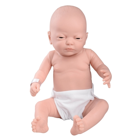 Basic Baby Care Model, male