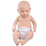 Asian Baby Care Model, Female - W17003