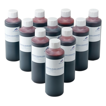 Artificial Blood Concentrate (set of 10)