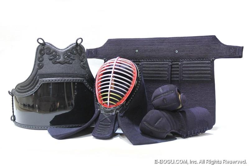 5a3a718b3 Master Quality Traditional Style 2 BU Hand Stitched Kendo Bogu Set