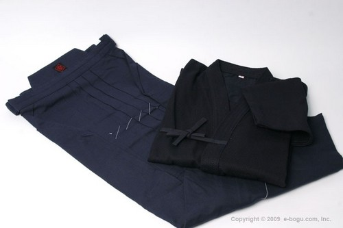 Light Weight Keikogi & Hakama Set