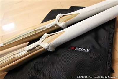 Top Quality TOKUSEN MADAKE Select Shinai (COMPLETE) - BUY 2 GET A FREE Universal Shinai Bag