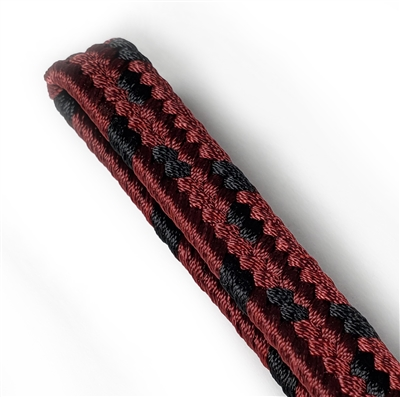 Top Quality SAGEO (BURGUNDY WITH BLACK) for Sword Iaito and Shinken