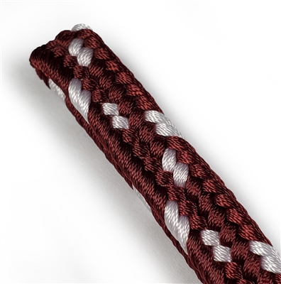 Top Quality SAGEO (BURGUNDY WITH WHITE) for Sword Iaito and Shinken