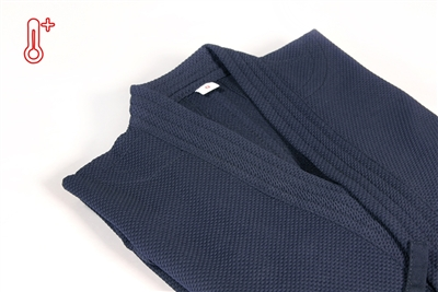 COOL PLUS Dark Navy Jersey Kendo Kendogi (Keikogi)