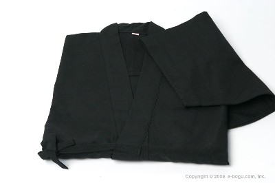 Top Quality IAIDO Gi (BLACK)