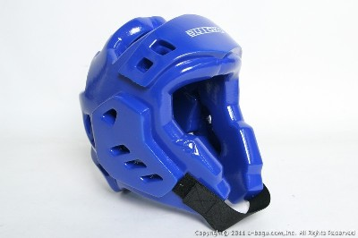 Dipped Foam Head Guard - BLUE