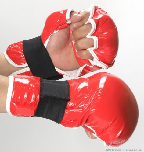 Show Finger Gloves