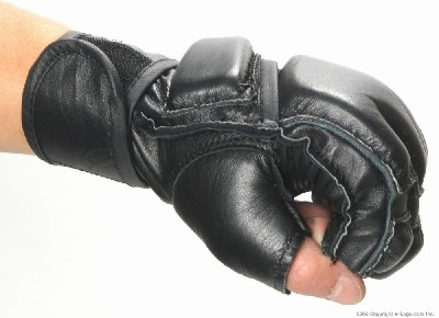 Cowhide Finger Gloves