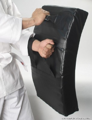 Black PVC Heavy Duty Durable Kick Shield