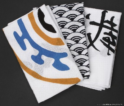 Custom Made Deluxe Japanese Tenugui (Hand Towel)