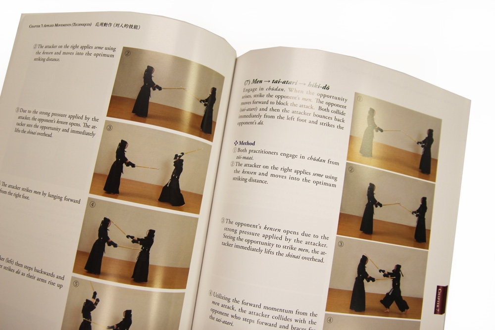 the official guide for kendo instruction rh e bogu com Instruction Manual Template Instruction Manual for a Bed