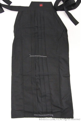OUTLET Aikido Black Tetron Hakama