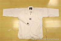 ***OUTLET*** Taekwondo Uniform Set with White Collar - size 6