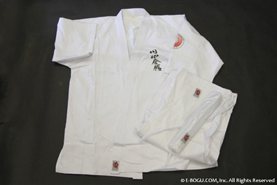 ** OUTLET ** Top Quality BUTOKU Full Contact Karate Uniform Set - Size 6